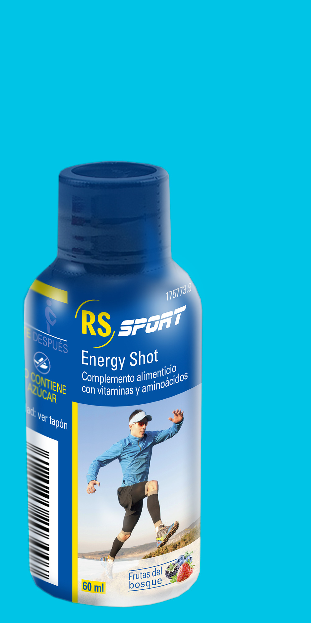 RS Sport Energy Shot